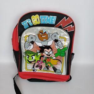 "Teen titans go backpack 16"""